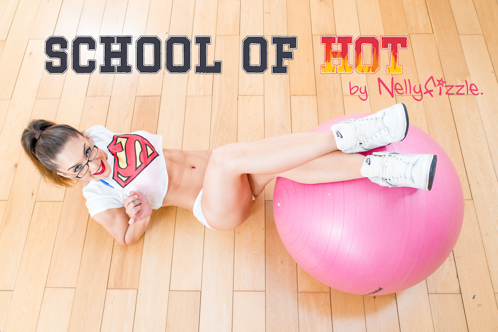 School of Hot by NellyFizzle